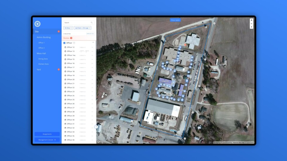Protected: Live Asset Mapping